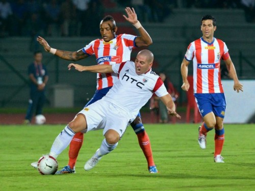 kolkata-vs-northeast-isl at ATK