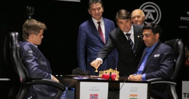 Sochi World Chess Championship