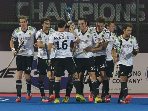 Germany Beat Pakistan to Win Hockey Champions Trophy