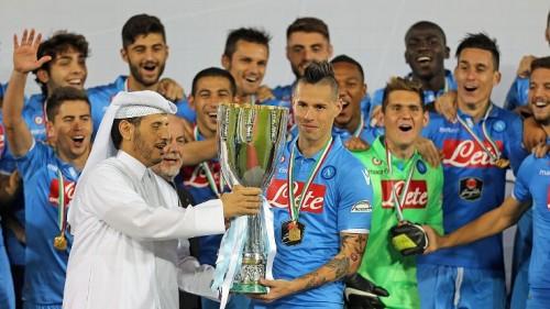 Napoli -Italian Super Cup