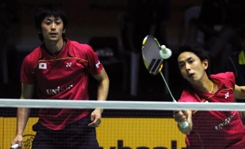 Lee Hyun Il and Nozomi Okuhara