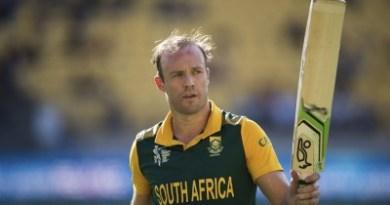AB de Villiers S