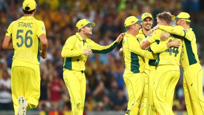 Australia Outclass Sri Lanka in Match