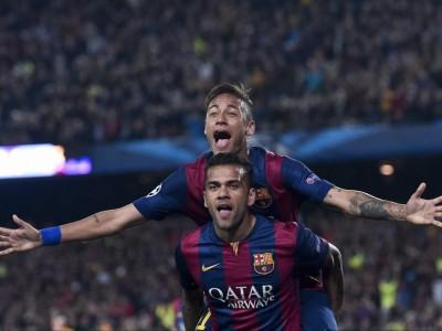 Champions League Semifinals 2015
