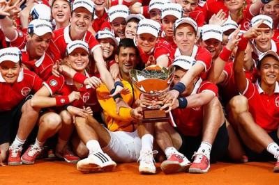 Unstoppable Novak Djokovic