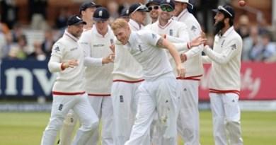 England test match