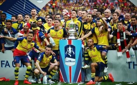 FA Cup Arsenal