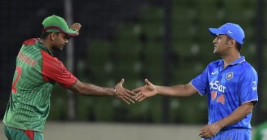 bangladesh vs india 1st odi