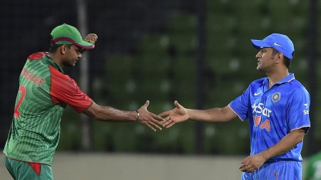 bangladesh vs india 1st odi