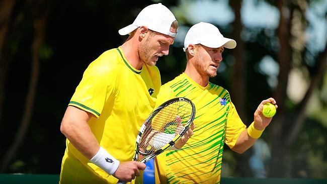 Australia In Davis Cup