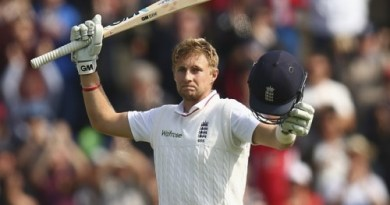 Joe Root ashes series