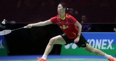 Taipei GPG Finals Xuerui Plays Wang -Yihan