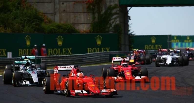 Tops Hungarian GP