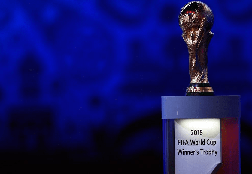 UEFA section of World Cup 2018