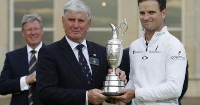 Zach Johnson British Open