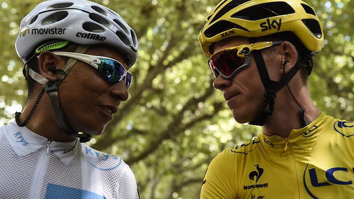 Tour de France analysis
