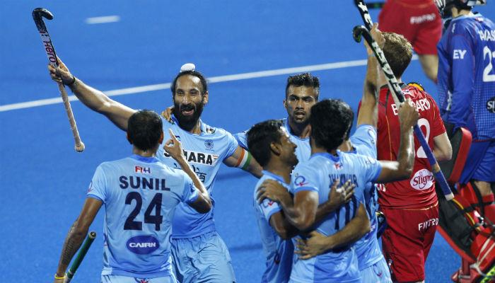 Indian Men Hockey