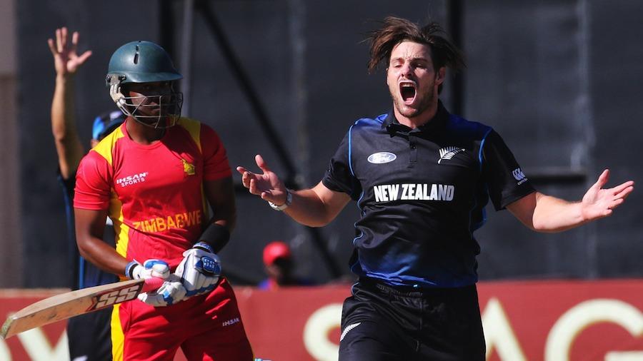 New Zealand vs Zimbabwe