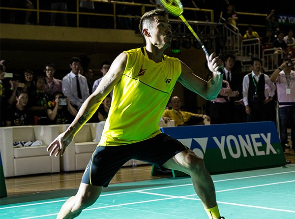 Japan Open Final Lin Dan