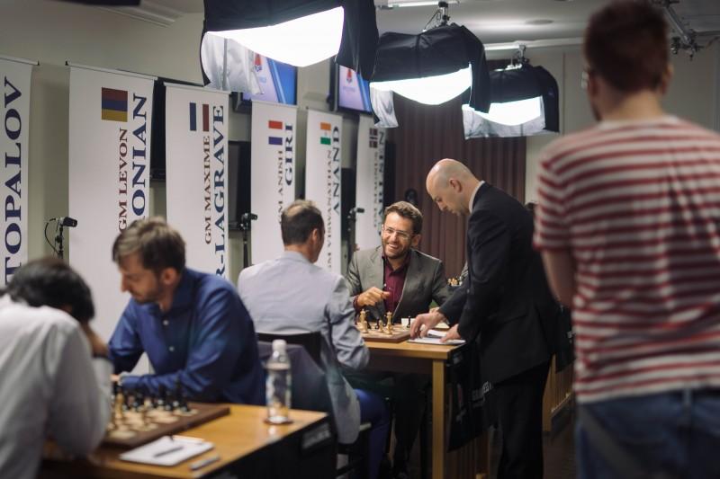 Sinquefield Levon Aronian