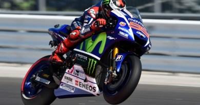 Marquez Wins Moto GP