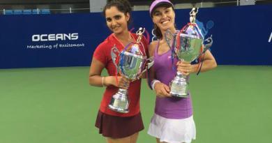 Sania Mirza & Martina Hingis
