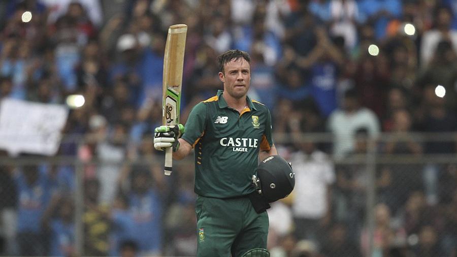 A.B. de Villiers  South-African-cricket