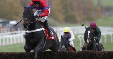 Cheltenham victory