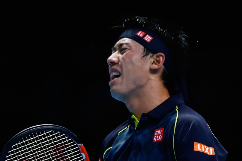 kei-nishkori ATP World Tour