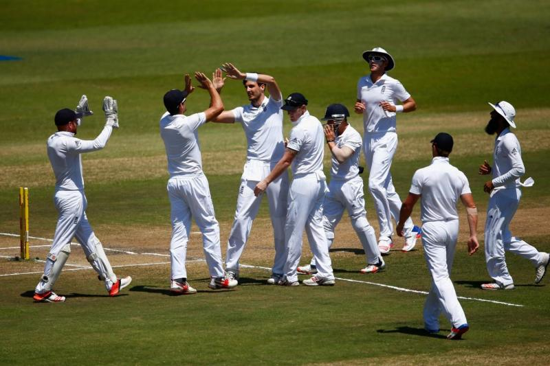 England won the First Test against South Africa