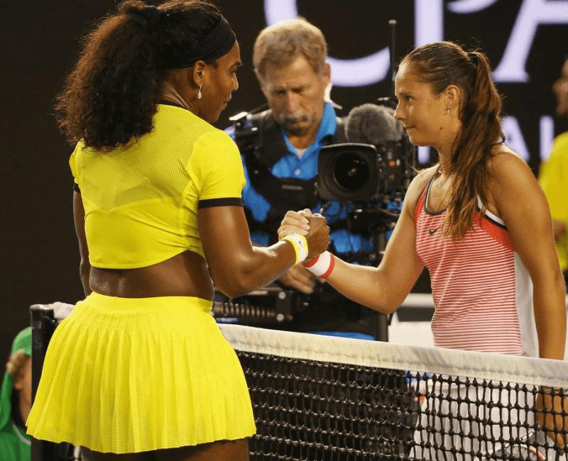 Serena Sharapova