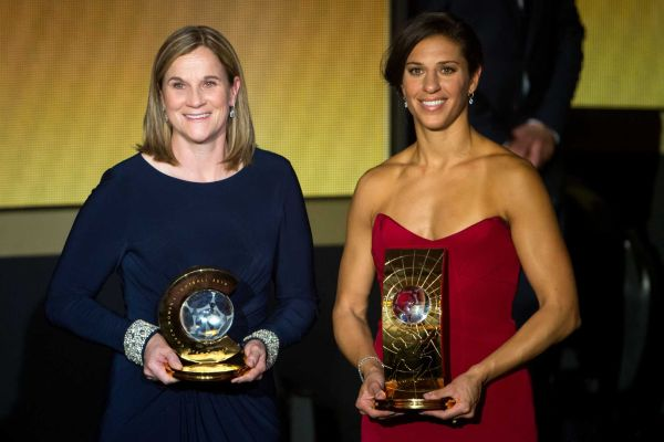 women fifa awards