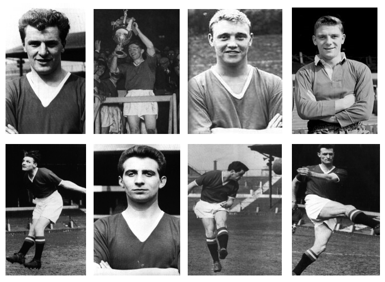 "Remembering the ""Busby Babes"""