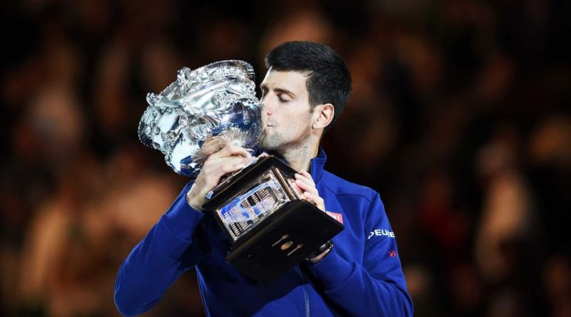 Novak Djokovic Wins Australian Open Title