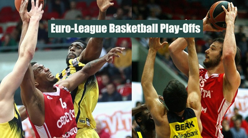 Euro-League Basketball Play-Offs