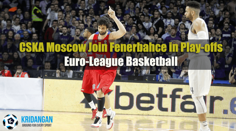 Euro-League Basketball Top16