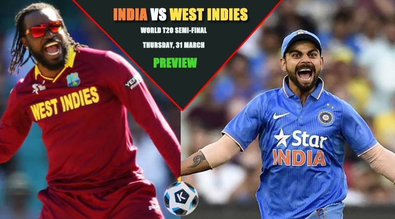 ICC T20 World Cup IND vs WI