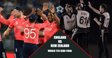 ICC T20 World Cup Semi final