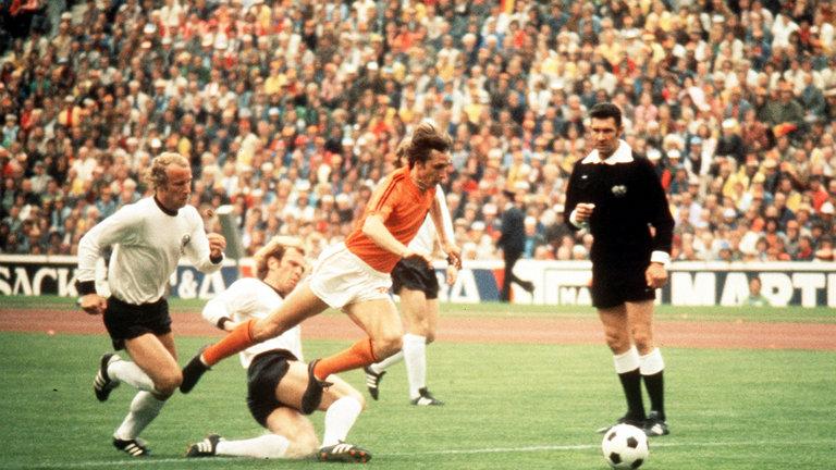 Johan Cruyff vs Germany