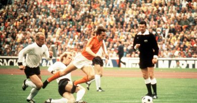 Johan Cruyff vs Germany