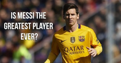 Lionel Messi the greatest player ever