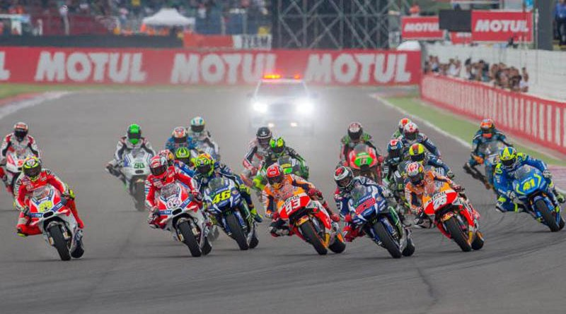 Marquez Wins Argentina MotoGP 2016
