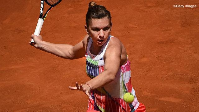 TENNIS-WTA-ESP-MADRID-OPEN