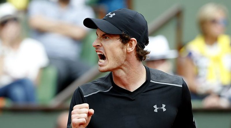 Andy Murray Fights