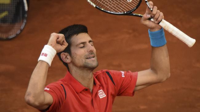 Djokovic Beats Murray 2016