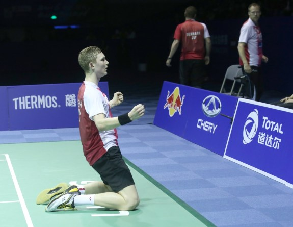 Thomas Cup Victory