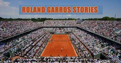 Roland Garros Stories