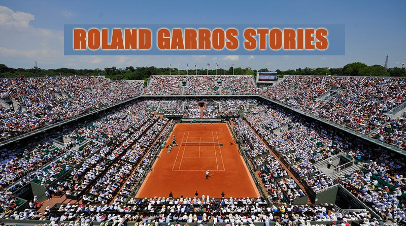 Roland Garros Stories