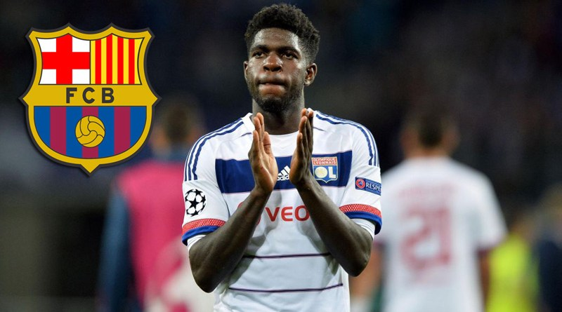 Barcelona transfer news