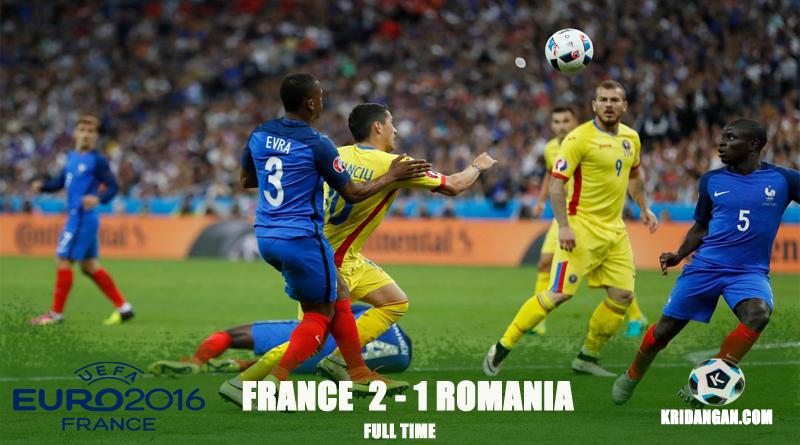 EURO2016 FRA-RUM